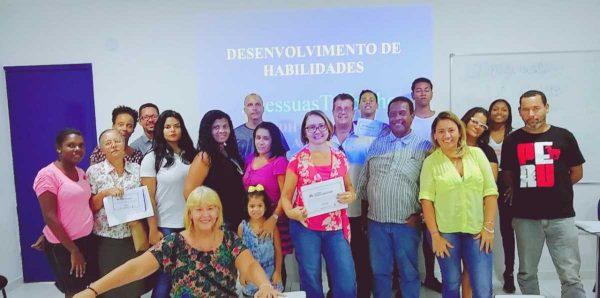Participantes aprovaram a iniciativa.