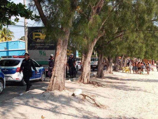 Prefeitura intensifica operações educativas nas orlas aldeenses.