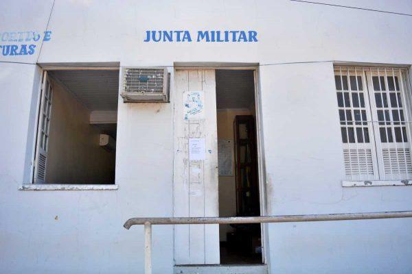 Junta Militar de São Pedro da Aldeia.