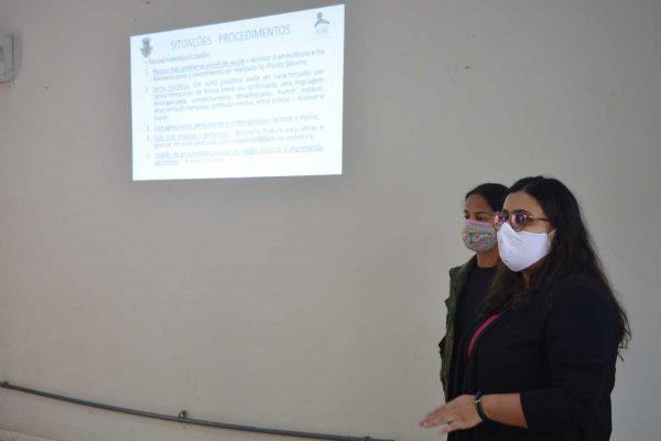 Encontro foi conduzido pela Secretaria de Assistência Social e Direitos Humanos.