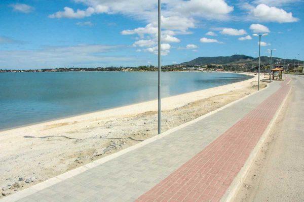 Urbanização da orla da Praia do Centro compreende os trechos entre os bairros Centro e Estação