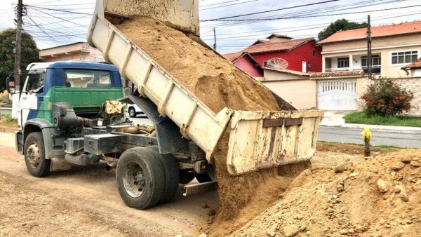 Prefeitura auxilia o projeto