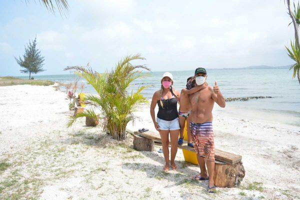 Local foi revitalizado por Kelly Grácio e Francisco Rangel