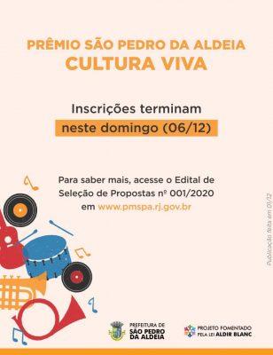 Prêmio São Pedro da Aldeia Cultura Viva
